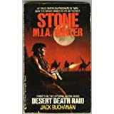 Desert Death Raid (Stone M.I.A. Hunter No 12)by Jack Buchanan