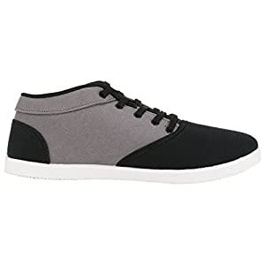 Globalite Men's Casual Shoes Crux Black Grey GSC0461