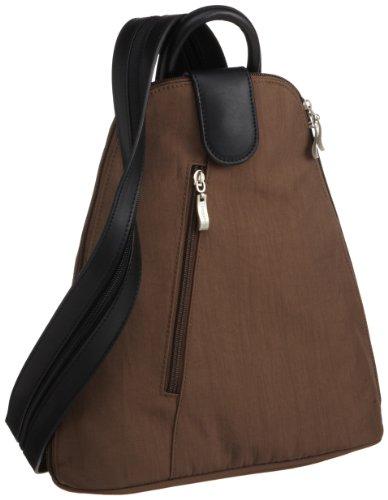 baggallini-casual-daypack-ubc227mu-brown-10-liters