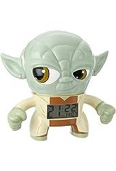 Bulb Botz Star Wars 2020022 Yoda Alarm Clock