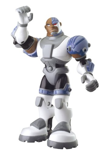 Teen Titans Action Sound 5 Cyborg Action FigureB0000SWDFC