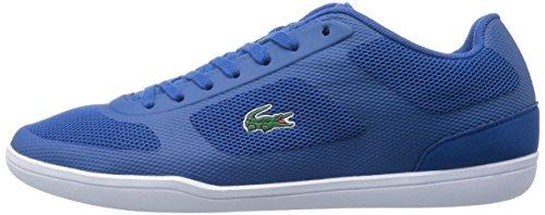 Lacoste Men's Court-Minimal Sport 416 1 Spm Fashion Sneaker, Dark Blue, 8.5 M US