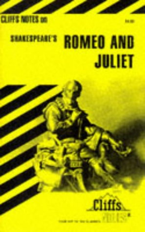 Shakespeare's Romeo and Juliet (Cliffs Notes)