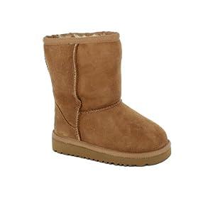 Ugg Australia Kids Classic Boots- Chestnut