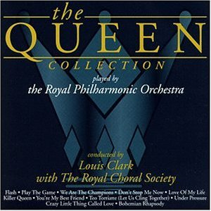 cd Queen Collection The Royal philarmonic orchesta by M.Teresa 413XS2J96JL