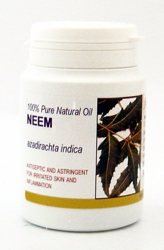50ml Neem Oil, Refined