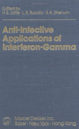 Anti-Infective Applications Of Interferon-Gamma