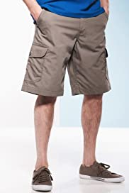 Pure Cotton Cargo Shorts [T17-7828B-S]