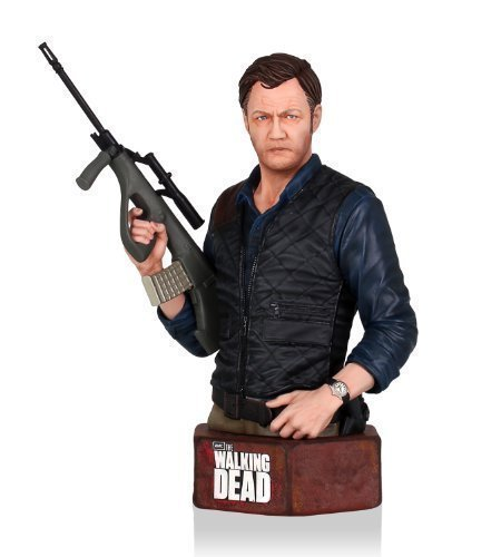 Walking Dead The Governor Mini Bust by Gentle Giant LTD (Walking Dead Mini Bust compare prices)