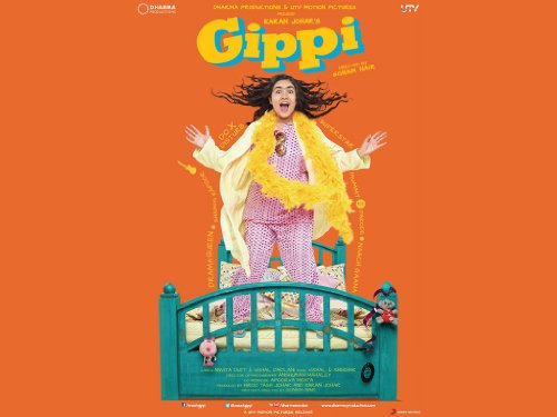 Gippi - DVD (Hindi Movie / Bollywood Film / Indian Cinema) - 2013