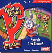 Brand New Learning Company Reader Rabbit Preschool