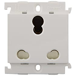Mylinc Legrand 16A 3Pin Multi Socket 675555