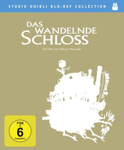ハウルの動く城(ドイツ語)Blue ray / Das Wandelnde Schloss (Deutsch) [Import]