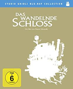 Das wandelnde Schloss (Studio Ghibli Blu-ray Collection) [Blu-ray]