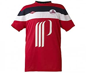 2011-12 Lille Umbro Home Football Shirt