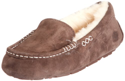 UGG Australia Women's Ansley Slippers Footwear (8 Chocolate)