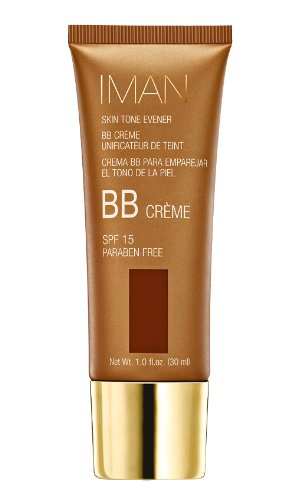 Iman Cosmetics BB Crème Unificateur de Teint SPF 15 Earth deep