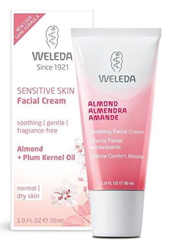 Mandel Sensible Haut Wohltuende Gesichtscreme, 30 ml, 1er Pack (1 x 30 ml)