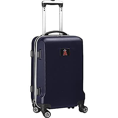 "Denco Sports Luggage MLB Anaheim Angels 20"" Domestic Carry On"