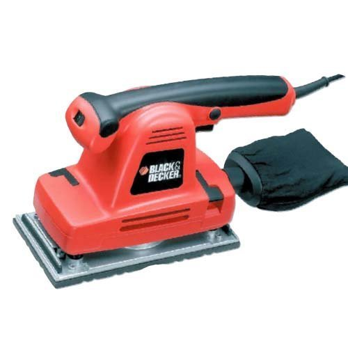 Bundle-2-Items-Black-Decker-KA274-Power-Sander-Acucraft-Acupwr-Plug-Kit-WILL-NOT-WORK-IN-USACANADA-OUTLETS-220VOLT