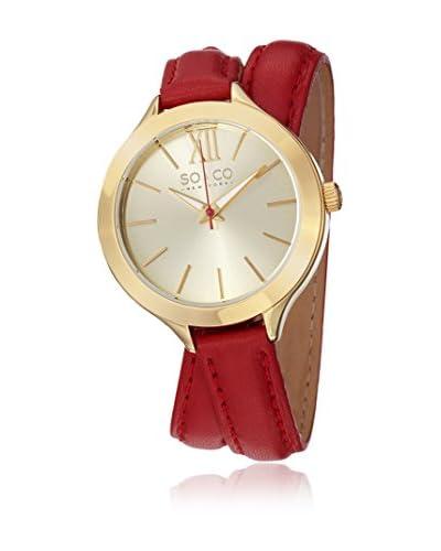 SO&CO Reloj 5047.2 Rojo
