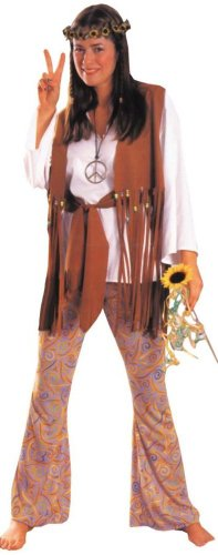 Hippie Love Costume - Adult Costume
