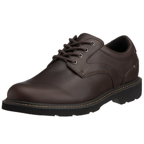 Rockport Men's Charlesview Waterproof Shoe Chocolate K71052 7.5 UK, 41 EU, 8 US