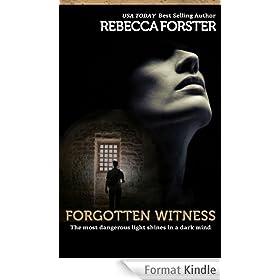 FORGOTTEN WITNESS (Thriller, Political thriller): A Josie Bates Thriller (The Witness Series Book 6) (English Edition)