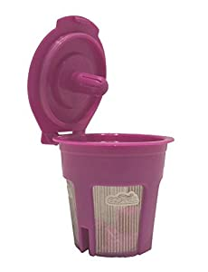 Eco-Fill 2.0 Deluxe for Keurig 2.0, K300, K400, K500 Series (PURPLE, 2)