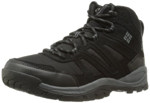 Columbia Men's Big Cedar Hiking Boot,Charcoal/Black,7 M US