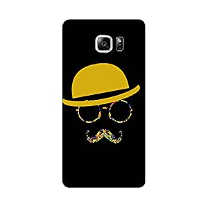 Digi Fashion Designer Back Cover with direct 3D sublimation printing for Samsung Galaxy Note 5
