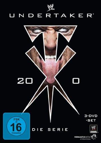 WWE - Undertaker: Die Serie [3 DVDs]