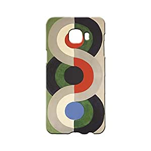 BLUEDIO Designer Printed Back case cover for Samsung Galaxy C7 - G10273