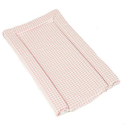 Kit For Kids Standard Changing Mat, Pink Gingham