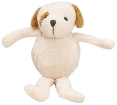 Purr-Fection Toby Bouncy Buddy Dog Plush