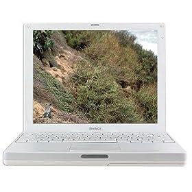 Apple iBook G4 PowerPC G4 1.07GHz 256MB 30GB CDRW/DVD 12.1