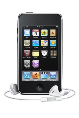Apple iPod touch 64 GB Black 3rd Generation