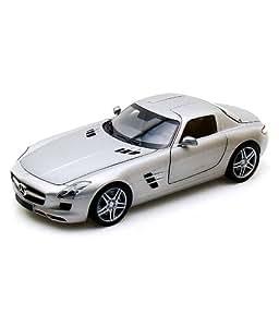 Buy kinsmart mercedes benz sls amg 1 36 scale diecast car for Mercedes benz sls amg toy car