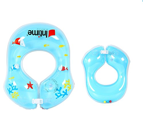 mytoy by summer floating swim ring pvc inflatable baby