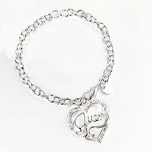 Rolicia ® bracelet de mode avec des cristaux plaqué argent / or alliage designings de Swarovski pour les femmes boîte cadeau emballé