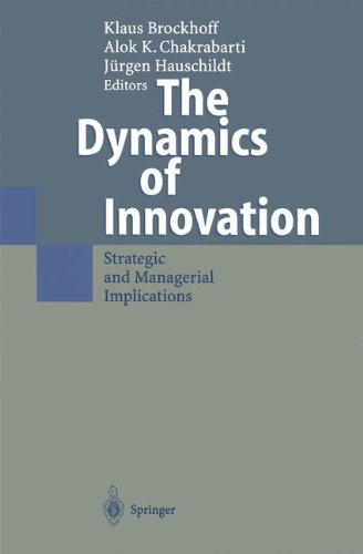 The Dynamics of Innovation: Strategic and Managerial Implications
