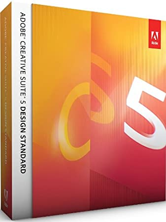 Adobe Creative Suite 5 Design Standard (PC)