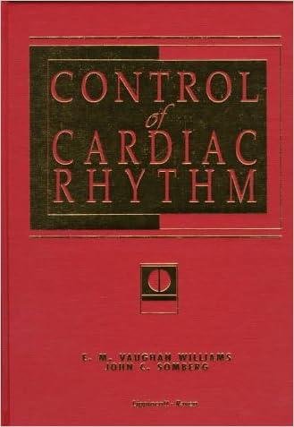 Control of Cardiac Rhythm