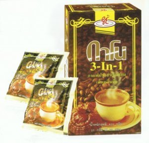 Gano Cafe 3-In-1 By Gano Excel 420G./1Box