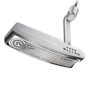 Cleveland Golf Mens Classic Collection HB 10.0 Putter by Cleveland Golf