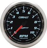 """Auto Meter 6297 Cobalt 3-3/8"""" 10000 RPM In-Dash Tachometer"""