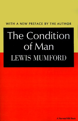 Condition of Man (Harvest Book, Hb 251) (The Condition Of Man compare prices)