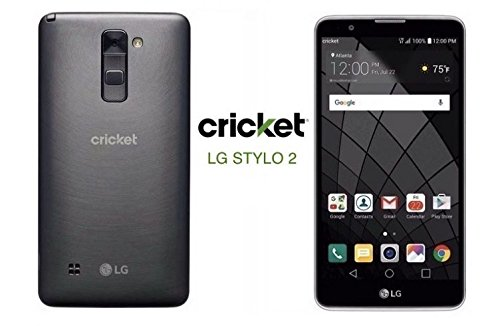 Click to buy LG StylO 2 K540 Cricket Wireless Smart Phone Unlocked (Black) - From only $213.87