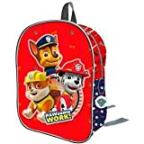 Mochila 3D Patrulla Canina Paw Some Work 32cm