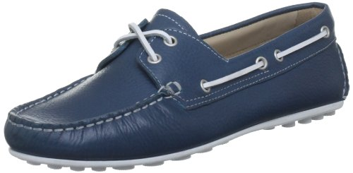 ECCO Shoes Women's Cuno Lace Up Moccasins
